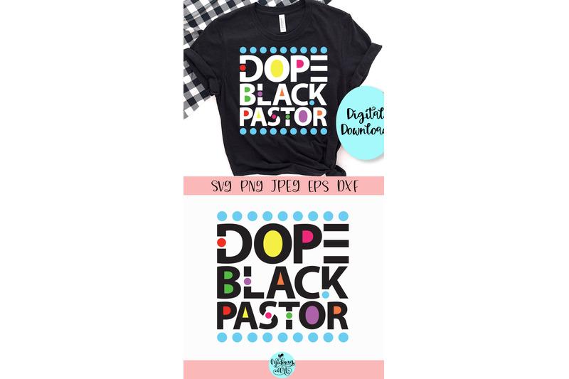 dope-black-pastor-svg-dope-svg