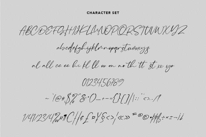 raliscka-handwritten-script-font