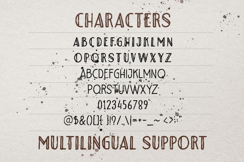 riotous-brush-font