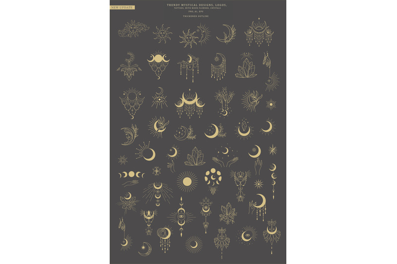 mystical-moon-trendy-designs