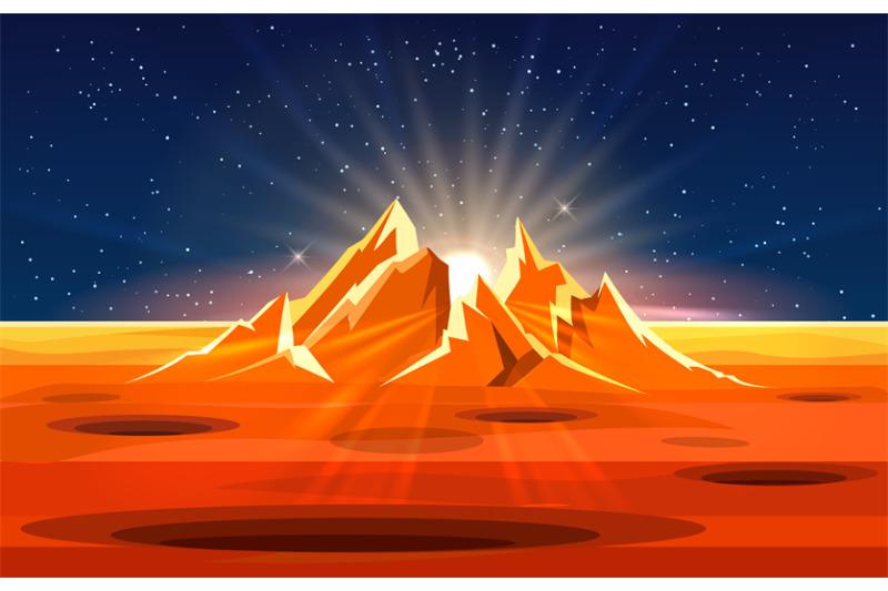 sunrise-on-planet-landscape
