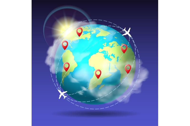 round-world-trip
