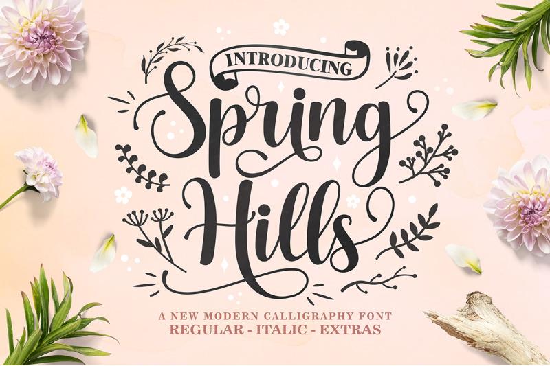 spring-hills-script