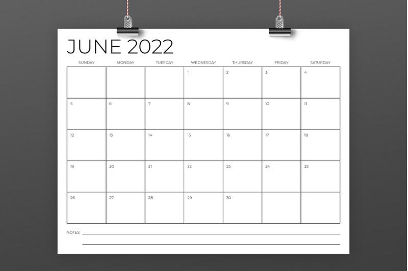 8-5-x-11-inch-minimal-2022-calendar