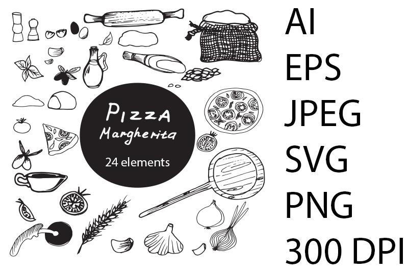 pizza-svg-margherita-pizza