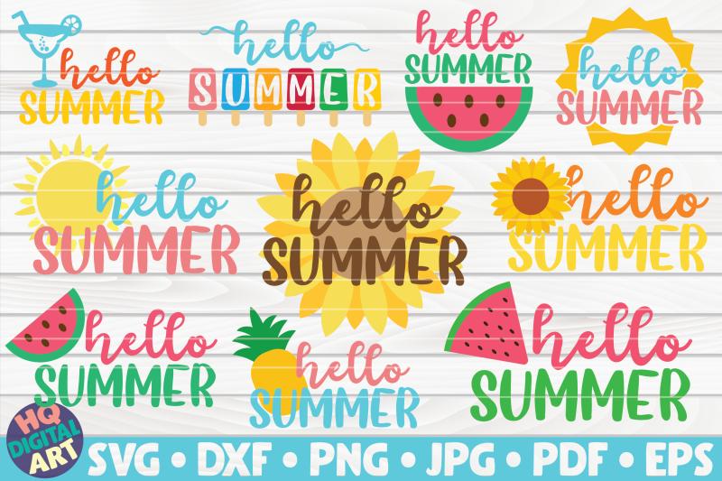 hello-summer-svg-bundle-10-designs