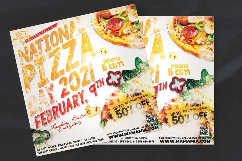 national-pizza-day-flyer