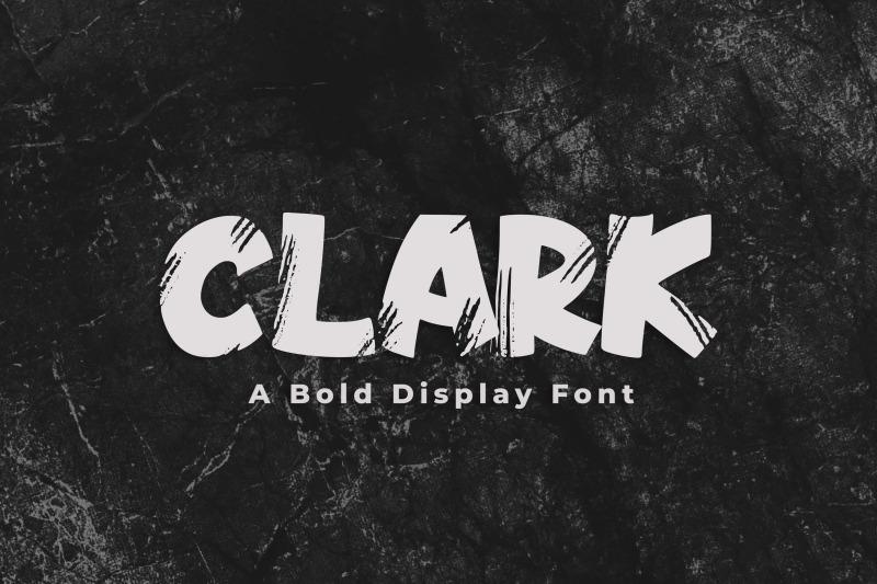 clark-a-bold-display-font