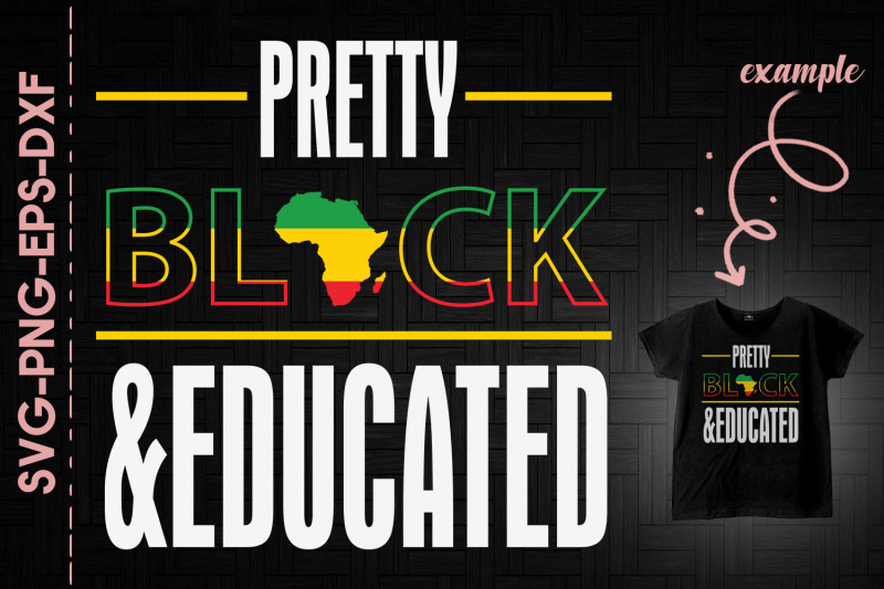 pretty-black-and-educated-black-history