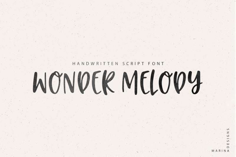 wonder-melody-handwritten-script-font
