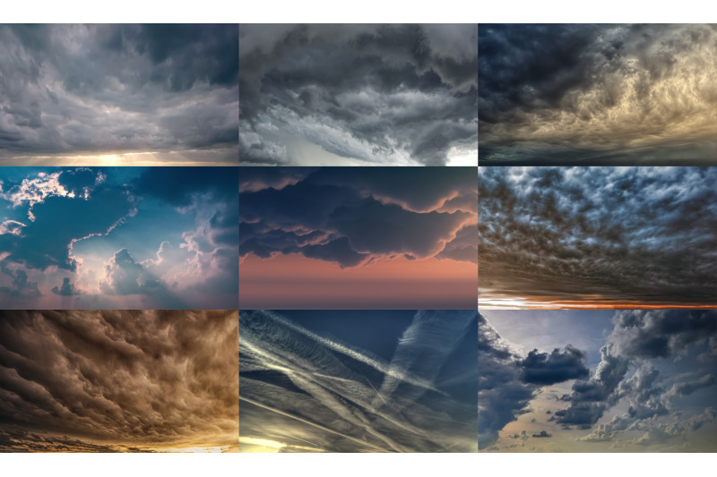 dramatic-sky-replacement-pack