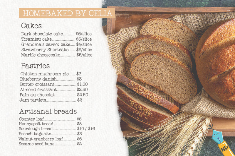 cottage-baker-handwritten-serif-font