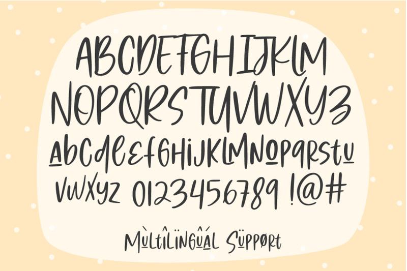 love-summer-handwritten-font