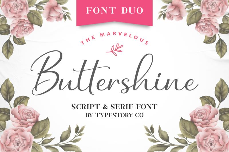 buttershine