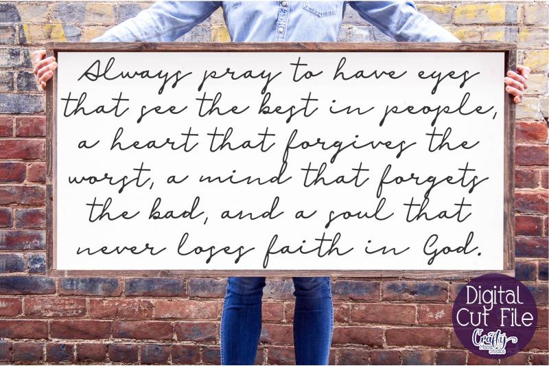 christian-svg-always-pray-svg-farmhouse-svg-home-sign-svg