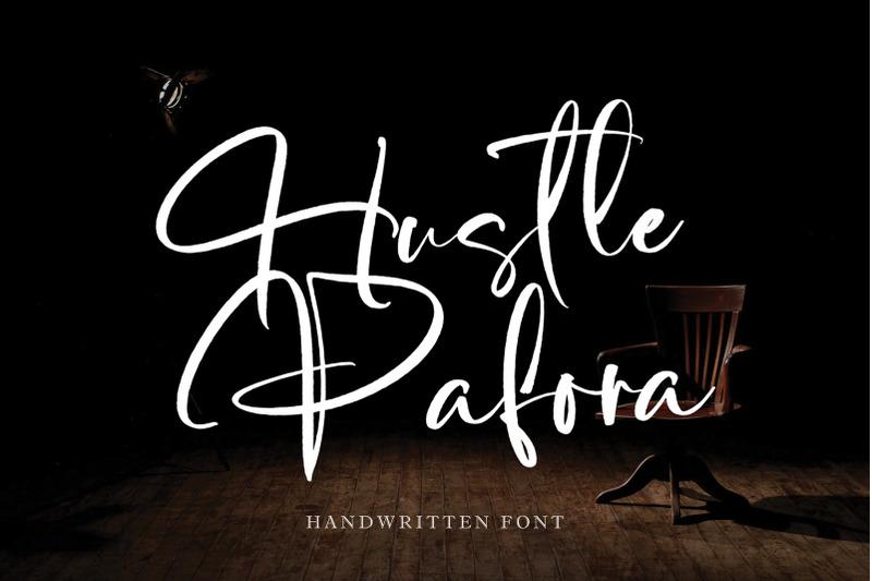 hustle-pafora