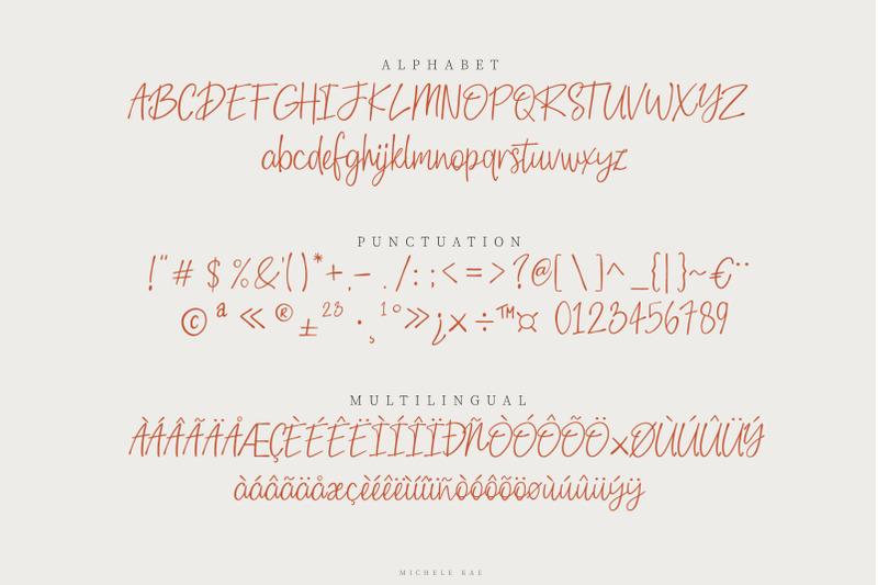 remember-a-casual-scrip-font