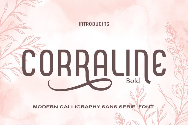 corraline-font-family