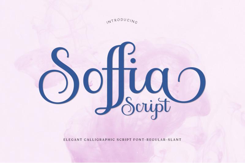 soffia-script