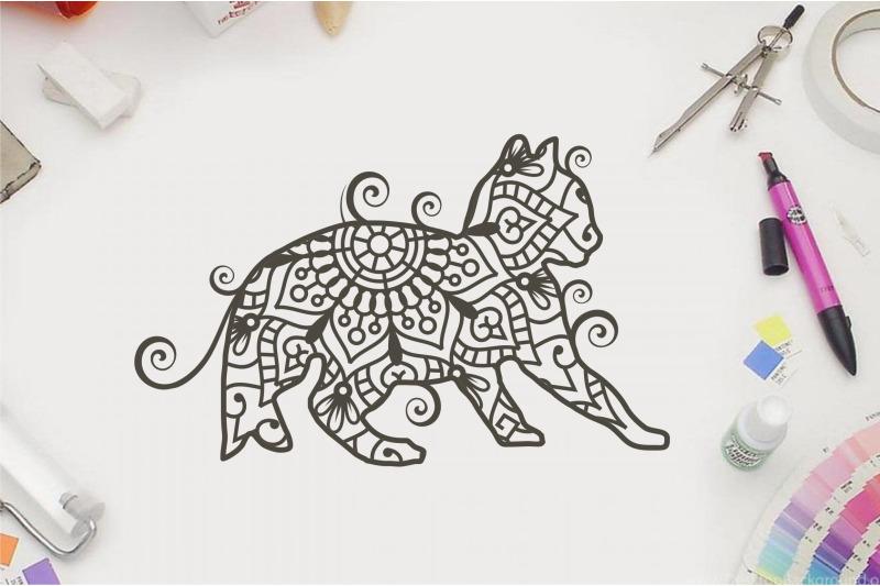 cat-zentangle-cat-doodle-art-svg