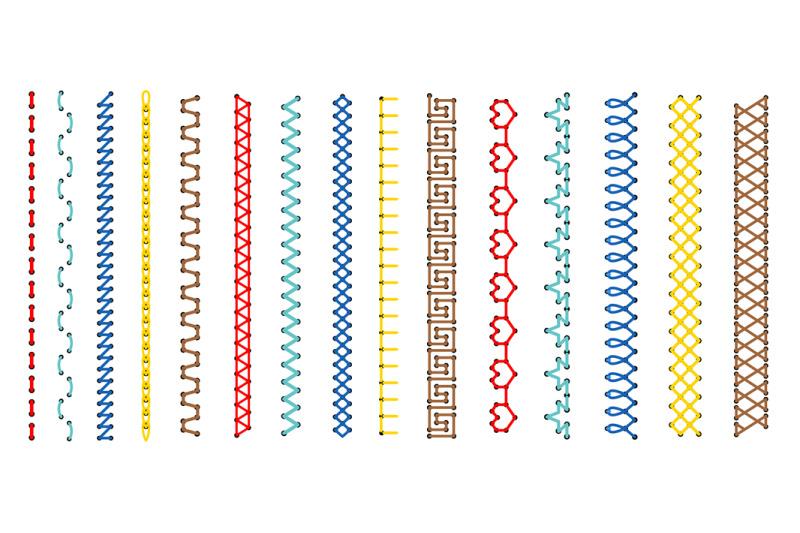 embroidery-stitch-pattern-set