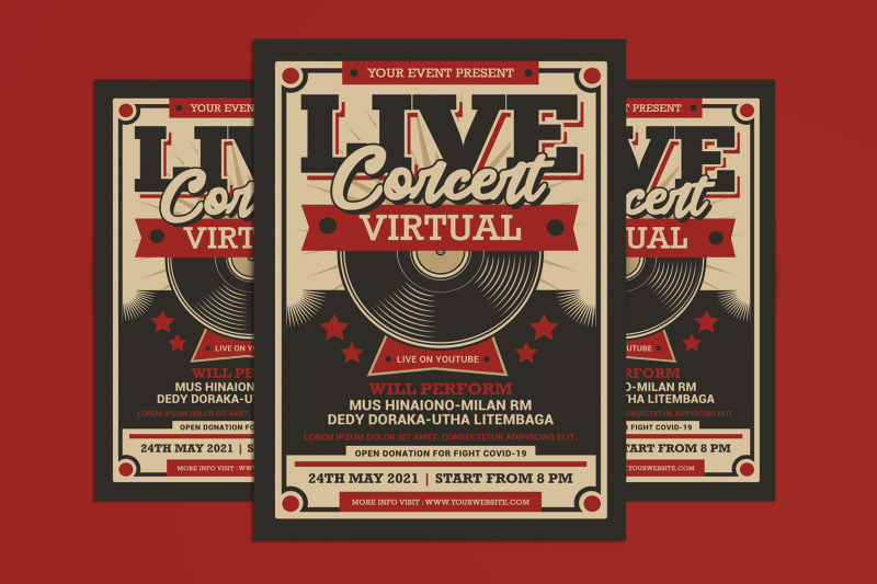 live-concert-virtual-retro