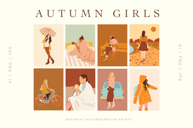 abstract-autumn-mood-illustrations