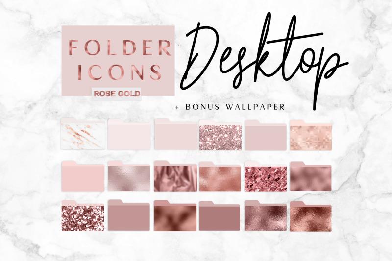 rose-gold-icons-desktop-folder
