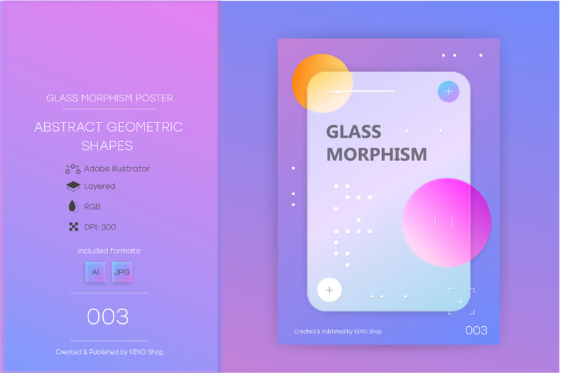 glassmorphism-abstract-poster-003