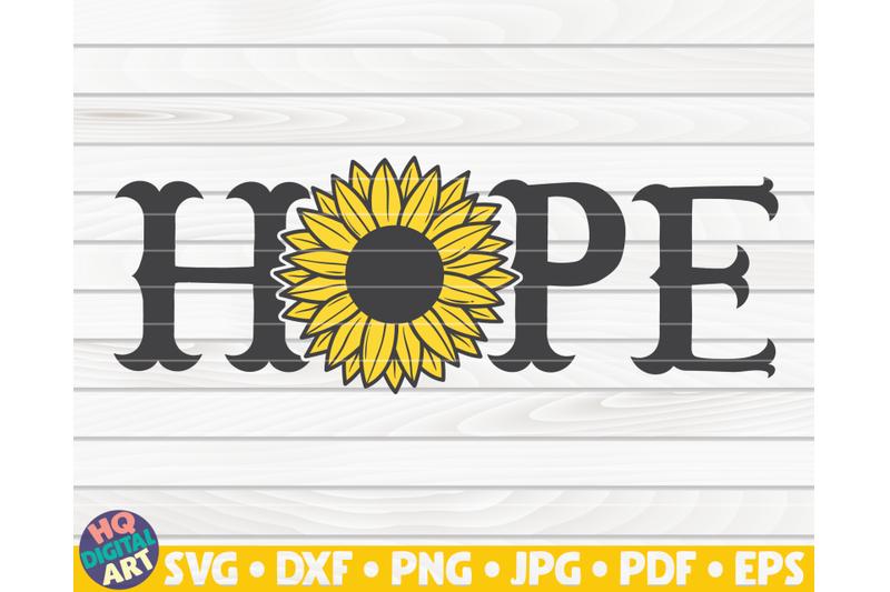 hope-sign-svg-sunflower-sign-svg