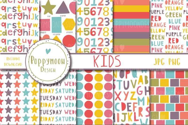 kids-patterns-pack