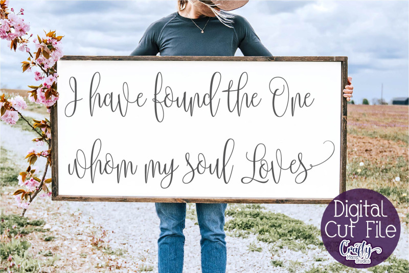i-have-found-the-one-love-svg-farmhouse-svg-home-sign-svg