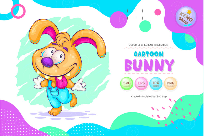 cute-cartoon-bunny