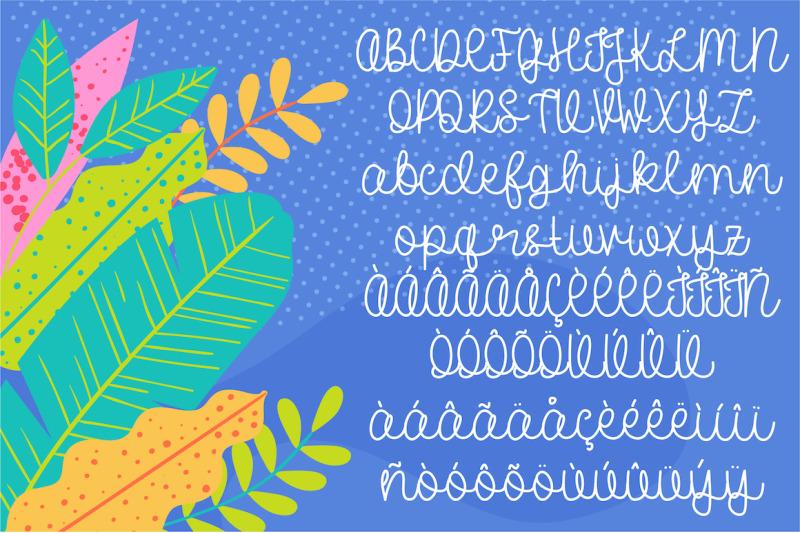 summer-days-font-duo