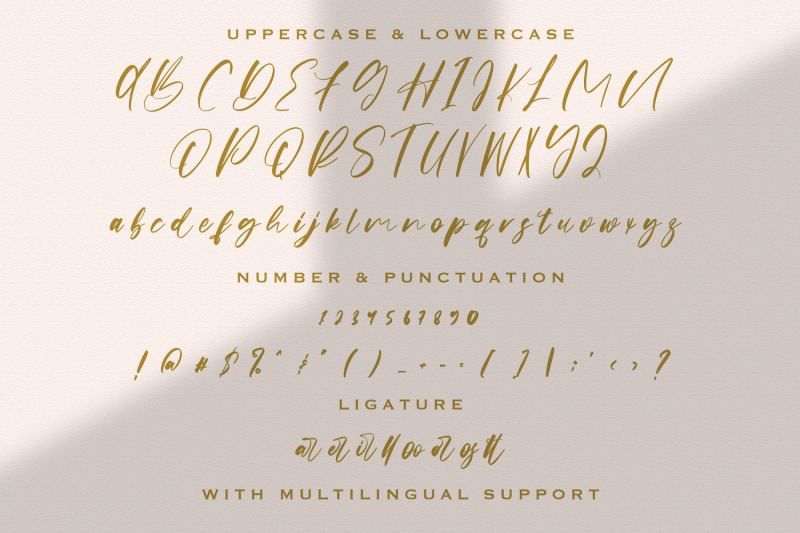 origa-script-handwritten-font