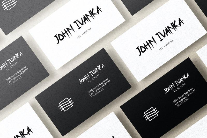 parakan-brush-display-brush-font