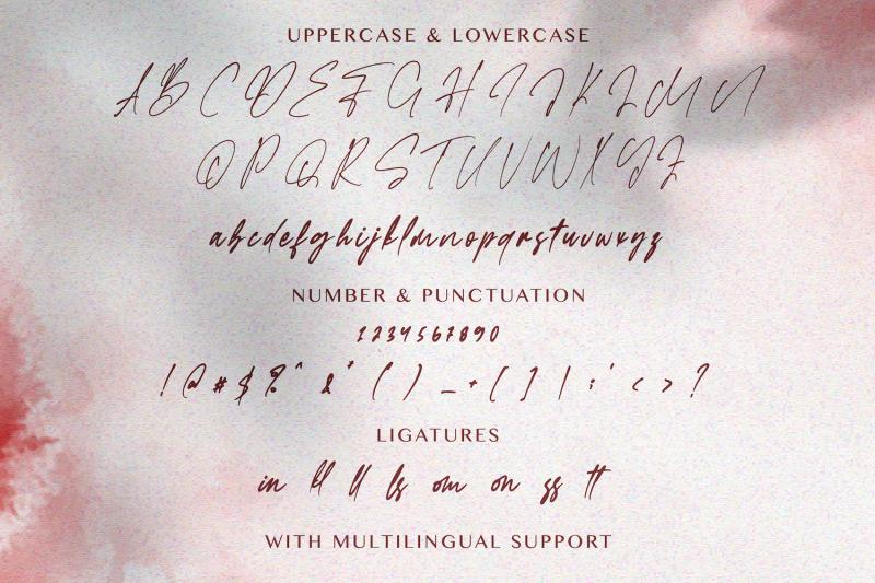 faloney-script-handwritten-font