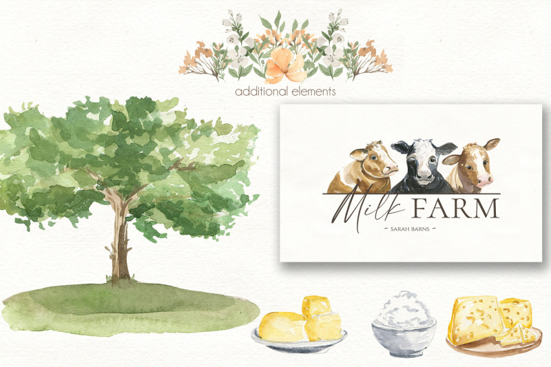 pets-and-birds-watercolor-clipart