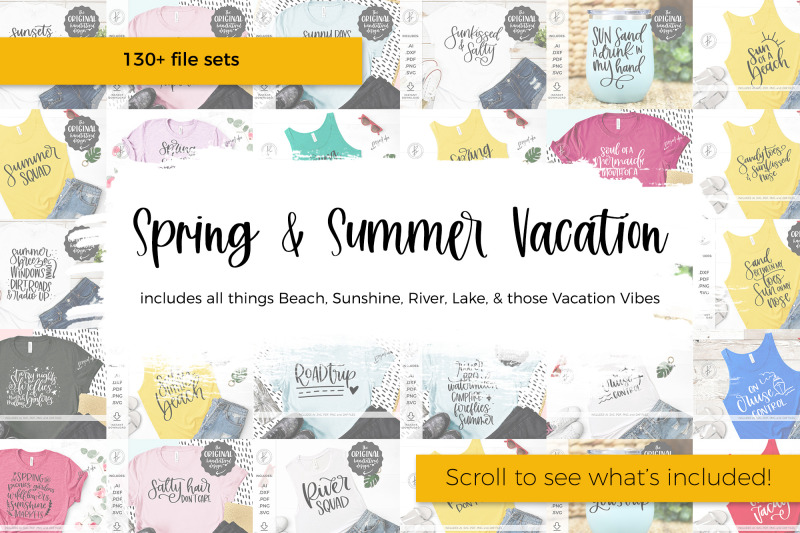 spring-and-summer-vacation-svg-bundle
