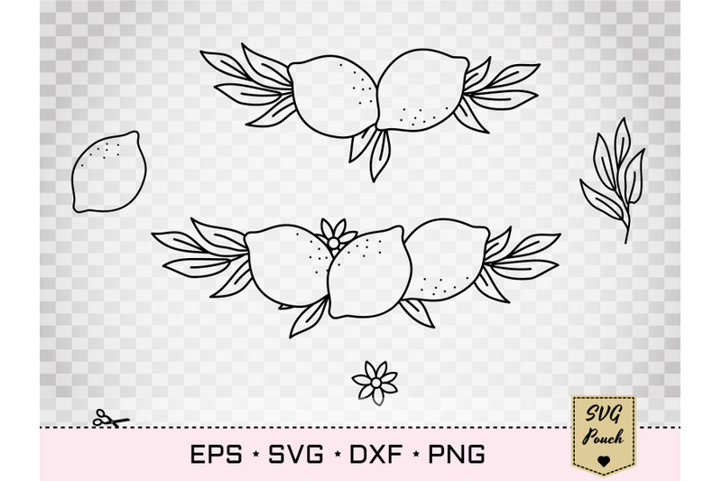 lemon-border-svg