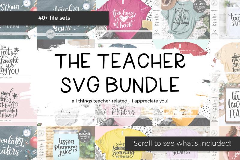 the-teacher-svg-bundle