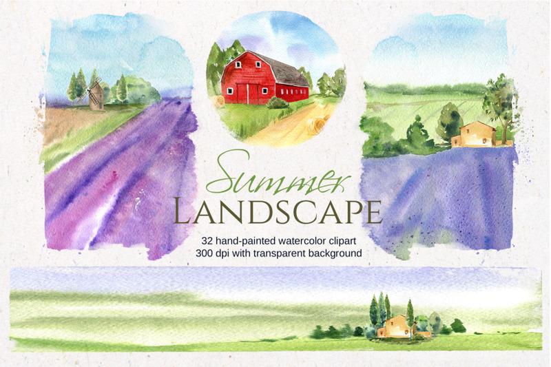 summer-landscape-clipart