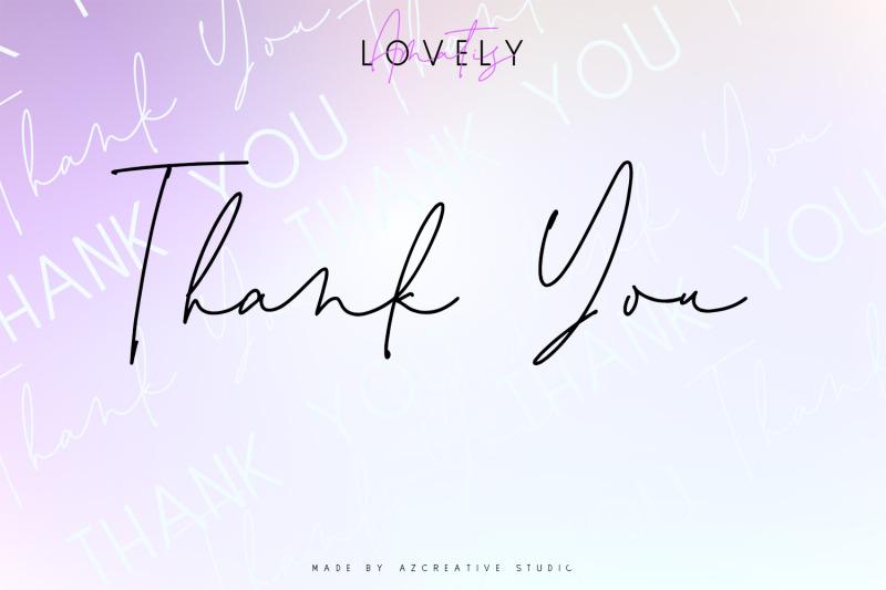 lovely-amatis-beautiful-signature-dual