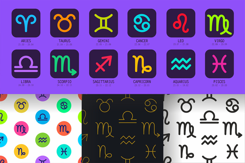 zodiac-signs-pattern