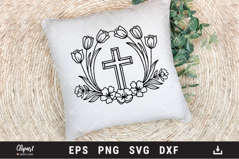 flower-cross-svg-religious-svg-easter-svg-dxf-png