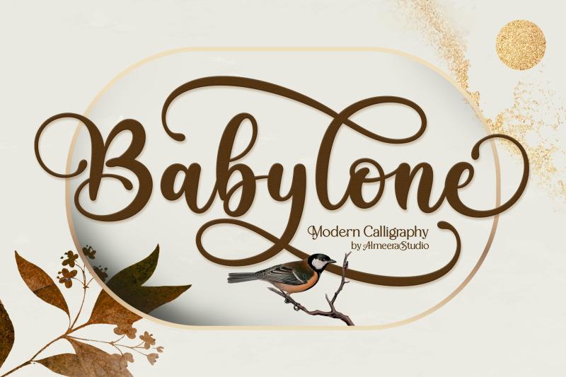 babylone-script