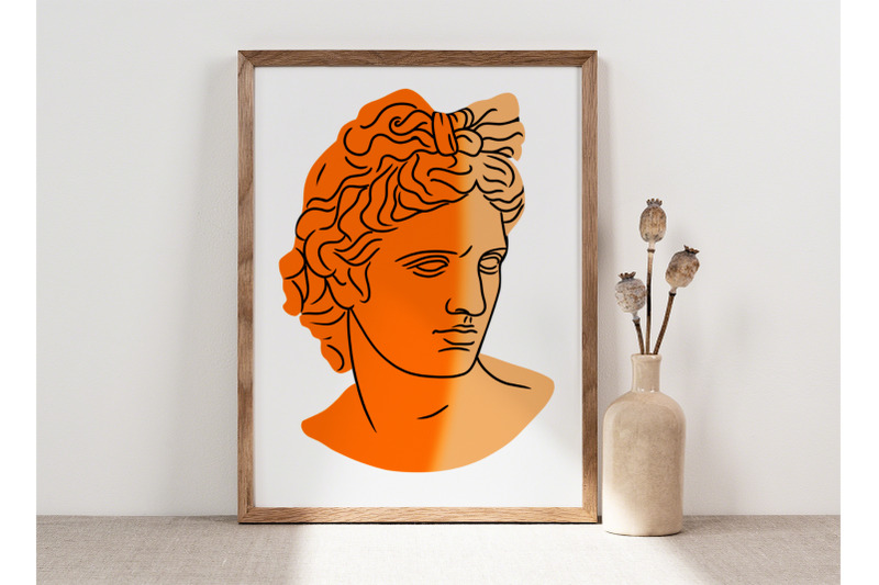 antique-greek-statues-for-procreate