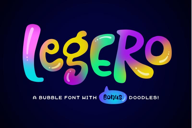 legero-font-doodles