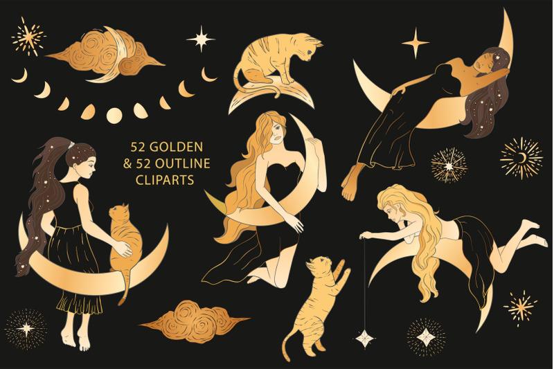 celestial-magic-magic-cliparts-amp-patterns