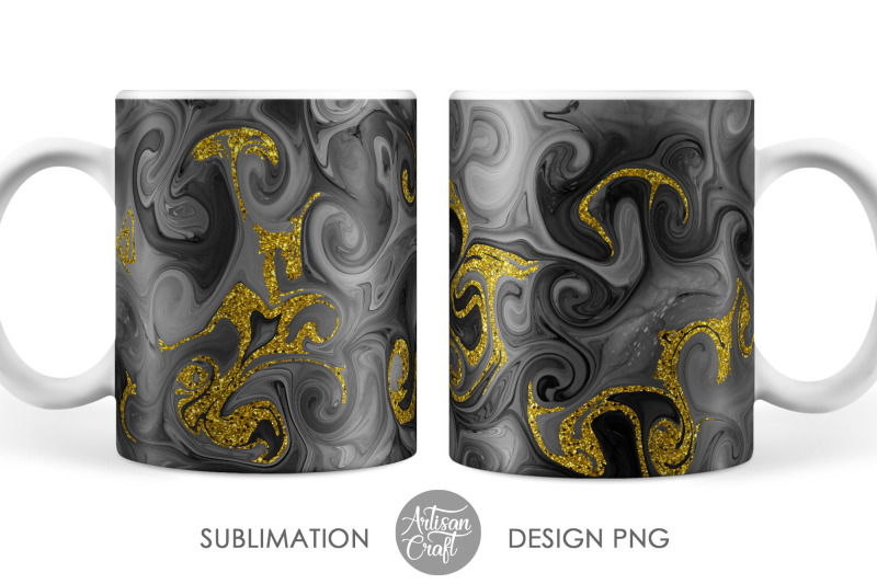 11-oz-mug-sublimation-designs-matte-colors-gold-glitter